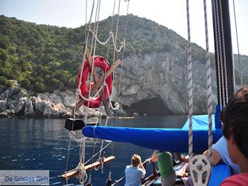 Eiland Meganisi bij Lefkas - Griekenland - foto 02 - Foto van De Griekse Gids