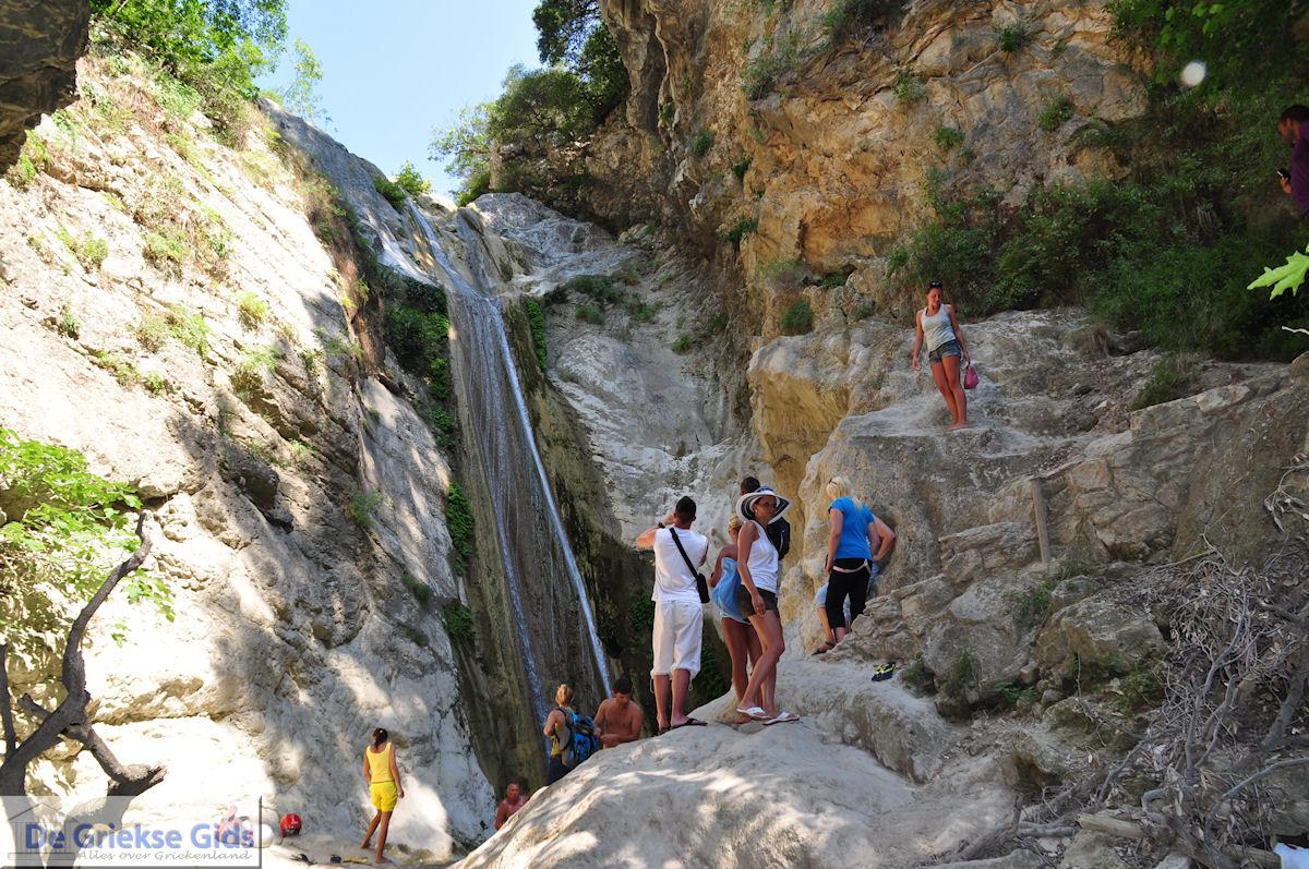 Watervallen Nidri Lefkas (Lefkada) - Foto van De Griekse Gids