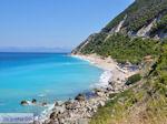 Pefkoulia strand ten noorden van Agios Nikitas foto 3 - Lefkas (Lefkada) - Foto van De Griekse Gids