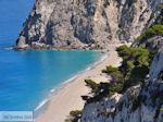 Egremni zandstrand foto 2 - Lefkas (Lefkada) - Foto van De Griekse Gids
