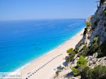 Egremni zandstrand foto 6 - Lefkas (Lefkada) - Foto van De Griekse Gids