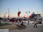 Bootjes aan de haven van Nidri (Nydri) foto 1 - Lefkas (Lefkada) - Foto van De Griekse Gids