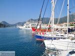 Bootjes aan de haven van Nidri (Nydri) foto 2 - Lefkas (Lefkada) - Foto van De Griekse Gids